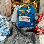 'Tis the Season Mini Gift Box Craft