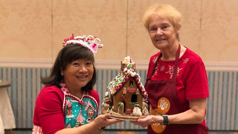 Gingerbread workshop event recap