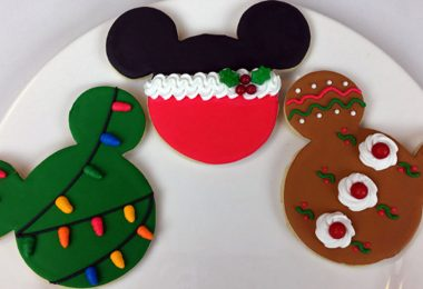 Check Out the Delicious Dozen from D23's Holiday Cookie Showcase