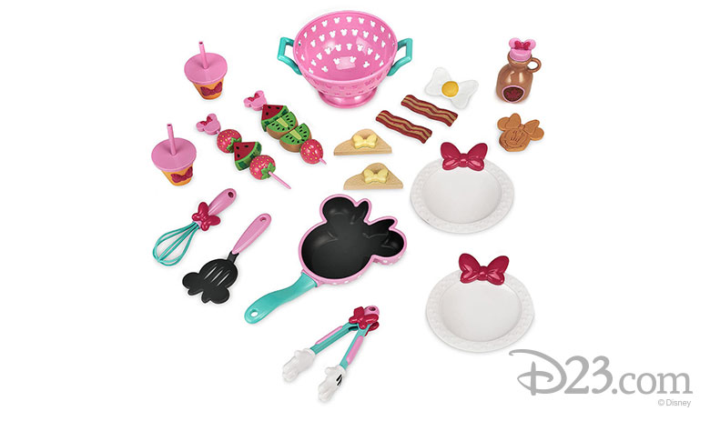 Minnie Mouse Brunch Cooking Set