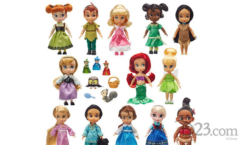 Disney Animators' Collection Doll Gift Set