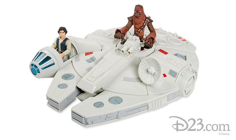 Millennium Falcon—Star Wars Toybox