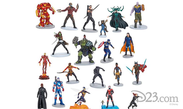 Marvel Universe Mega Figure Set