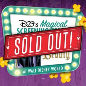 D23's Magical Screening Series: Sleeping Beauty at Walt Disney World