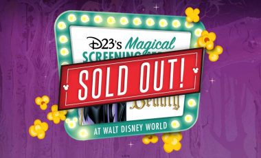 D23's Magical Screening Series: Sleeping Beauty at Walt Disney World