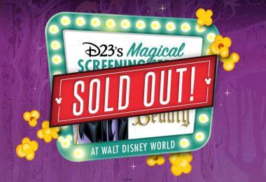 sleeping beauty sold out