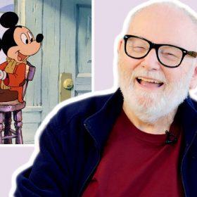 Mickey's Christmas Carol Stories iris