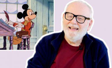 Amazing Stories from Burny Mattinson and Mark Henn about Mickey's Christmas Carol