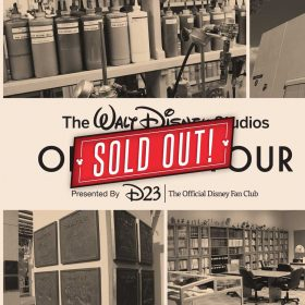 The Official Walt Disney Studios Tour—D23 Gold Member Exclusive