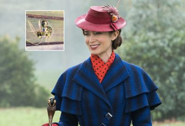 Mary Poppins Returns hidden Mickeys