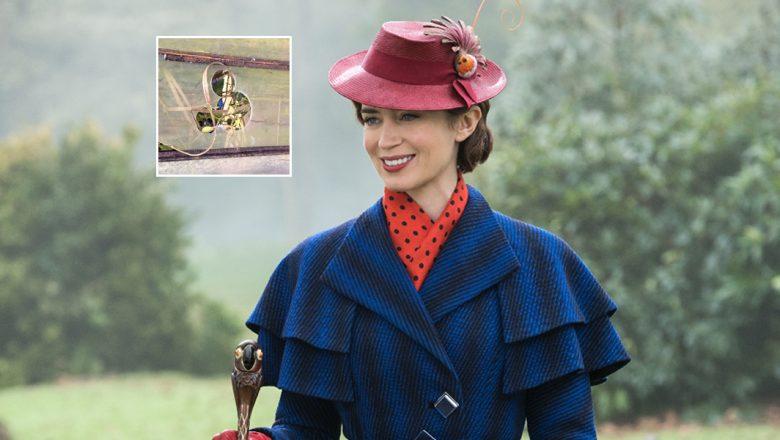 Mary Poppins Returns hidden Mickeys