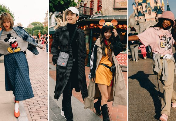 Vogue.com Spotlights 'Main Street Style' at Disney Parks Around the World