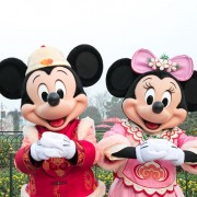 Shanghai Disney Resort Lunar New Year