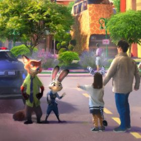 Zootopia at Shanghai Disney Resort