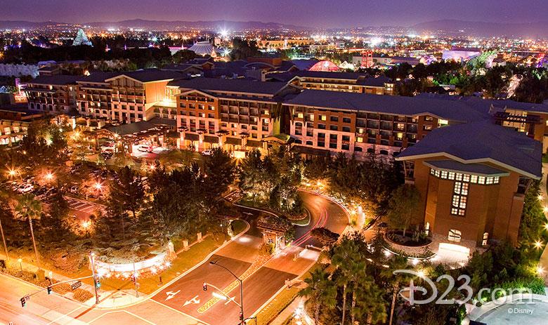 Grand Californian Resort