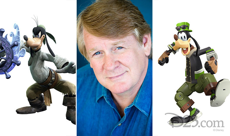 Kingdom Hearts III Bill Farmer