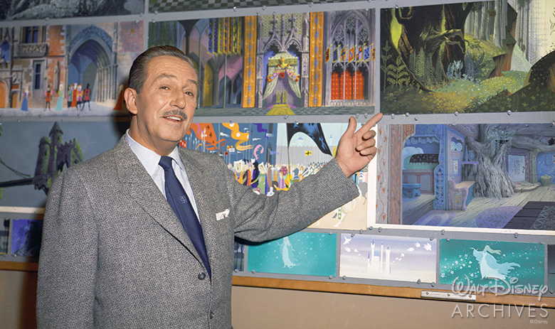 Walt Disney Sleeping Beauty