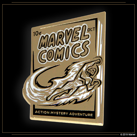 956df35ef 3 - Marvel Comics (80 years) In 1939, Timely Publications, later re-branded  as Marvel Comics, released its first publication—Marvel Comics #1,  featuring the ...