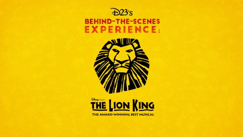 lion king on broadway event