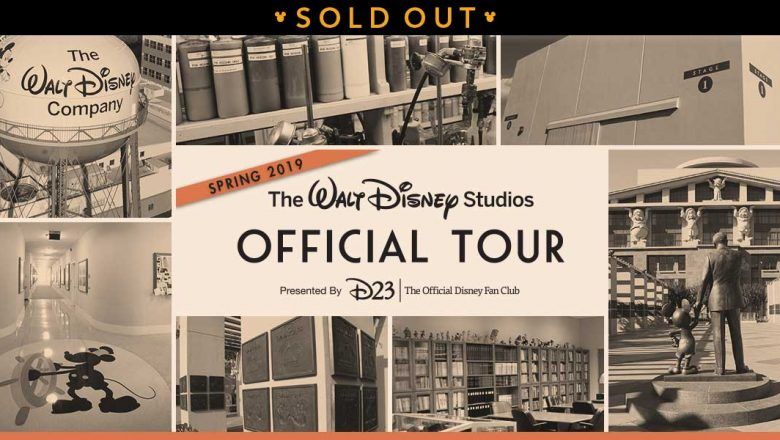 fc9090438f The Official Walt Disney Studios Tour – Presented by D23 - D23