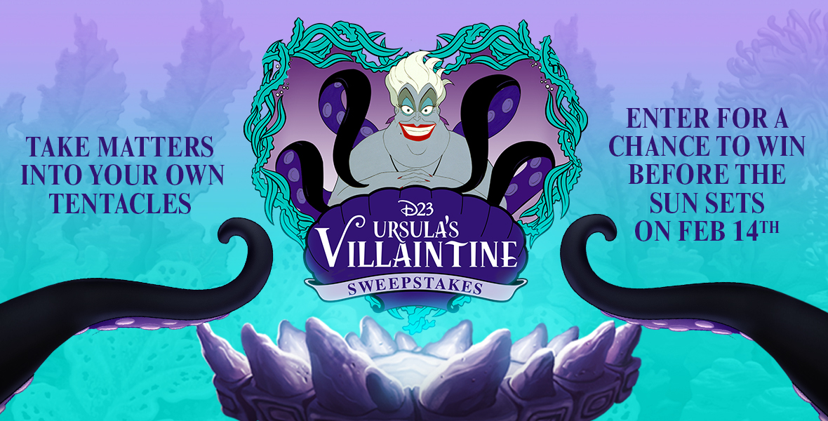 Villaintine Sweepstakes