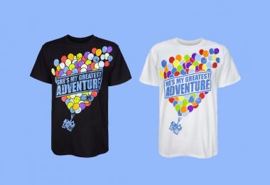 7 Pairs of Matching Shirts for Disney Super Fan Sweethearts