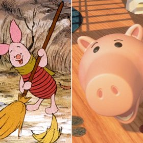 Which Disney pig are you?