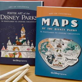 Maps of Disney Parks