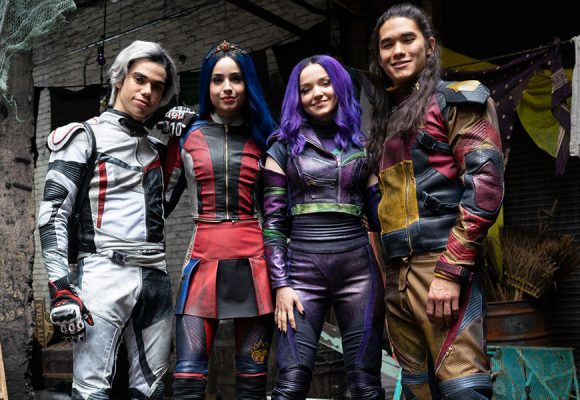 Hades Wreaks Havoc in the Descendants 3 Teaser Trailer