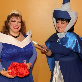 D23 Members are Spellbound by coast-to-coast Sleeping Beauty events!