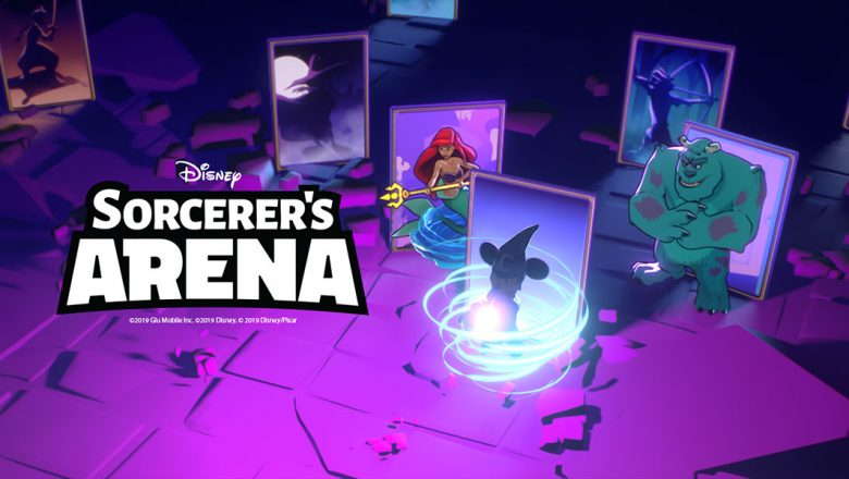 Disney Sorcerer's Arena hacked version