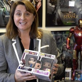 From the Desk Of Victoria Alonso