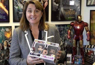 This Stunning Collection is Every Marvel Studios Fan's Dream | From the Desk of Victoria Alonso