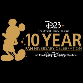 D23's 10-Year FAN-niversary Celebration at The Walt Disney Studios