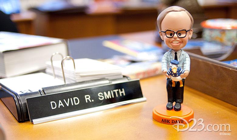 Dave Smith memories