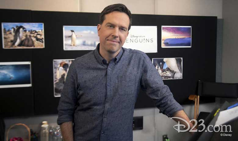 ed helms penguins