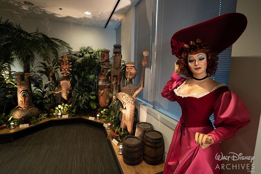 Walt Disney Archives Adventure Exhibit