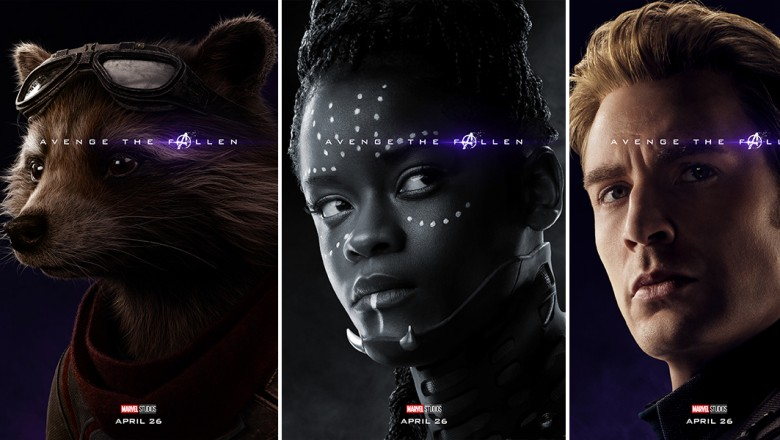You Have to Check Out These New Avengers: Endgame Character