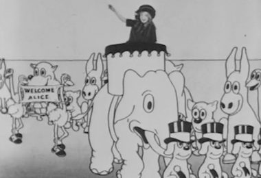 Watch Alice's Wonderland to Celebrate 95 Years of Walt Disney's Alice Comedies
