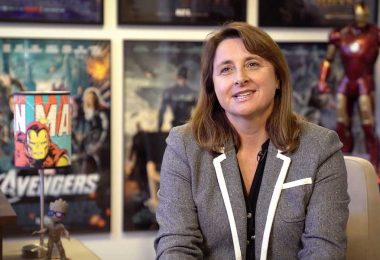 Carol Danvers? Kree? Find Out What These Words Mean to Victoria Alonso