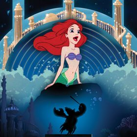 The Little Mermaid Hollywood Bowl