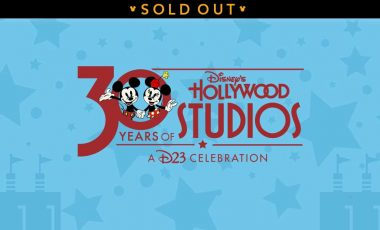 30 Years of Disney's Hollywood Studios – A D23 Celebration!