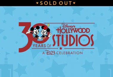 hollywood studios event