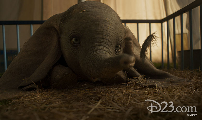 No Feathers Needed—How the Dumbo VFX Team Made an Elephant