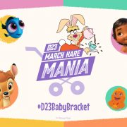 D23 March Hare Mania: Baby Bracket