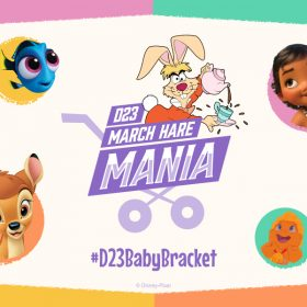 FINAL RESULTS: Find Out Who the Cutest Disney Baby Is for D23 March Hare Mania 2019!
