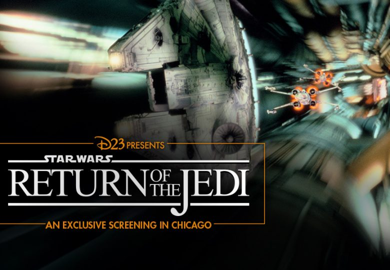Join D23 for a Special Screening of Star Wars: Return of the Jedi!