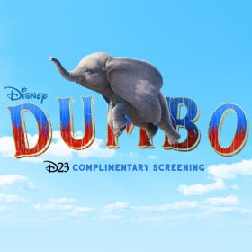 Be Among the First to see Disney's Dumbo!
