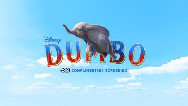 dumbo screenings