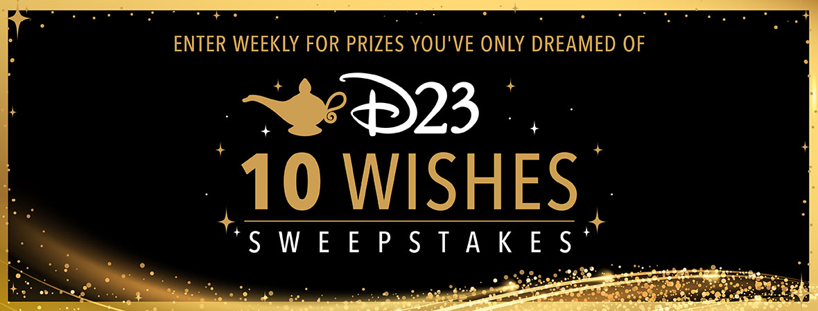 10 Wishes Sweepstakes Fanniversary banner